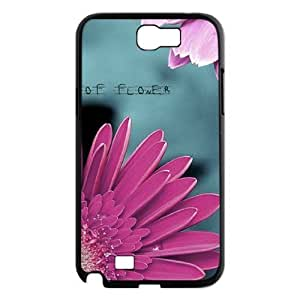 Petals The Unique Printing Art Custom Phone Case for Samsung Galaxy Note 2 N7100,diy cover case ygtg517550