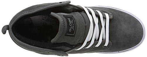 Charcoal Sneaker Sneaker Globe 15173 Schuster taglia Grigio Grau B5qB8WZXw