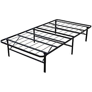 Amazon Com Homegear Platform Metal Bed Frame Mattress