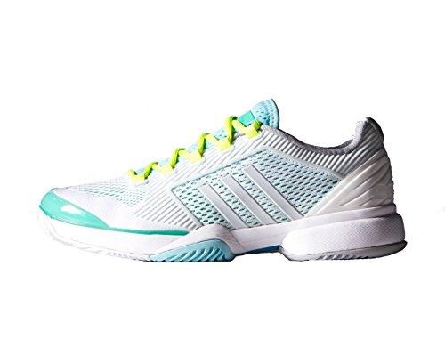 Women's Ss15 Asmc De Adidas verde 2015 Tennis Blanco Chaussure Barricade xF0w0t4