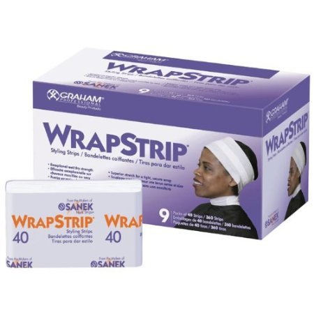 - Graham Wrapstrip Styling Strips - Box by Graham Professional
