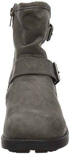 Botas Grey New 04 Gris Bouncer Mujer Grey Look xxqA07wE
