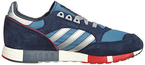 adidas Originals BOSTON SUPER Zapatillas Sneakers Gamuza Azul para Hombre