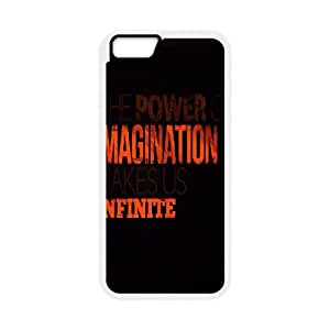 iPhone 6 4.7 Inch Cell Phone Case White quotes sayings 2 Gtkjd