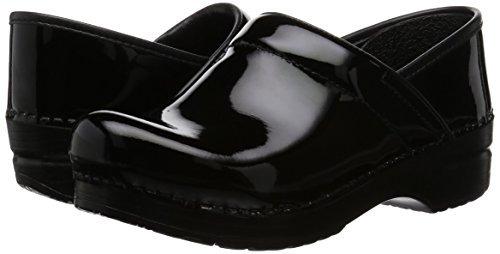 Dansko Women's Professional Patent Leather Clog,Black Patent,40 EU / 9.5-10 B(M) US by Dansko (Image #5)