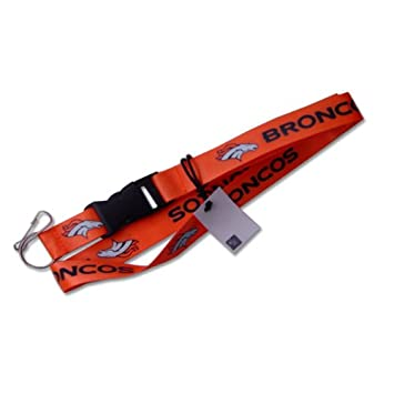 NFL Mens NFL Team Color Lanyard 22-inches