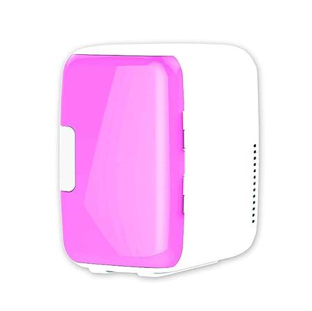 LQFLD Mini Nevera,Mini refrigerador eléctrico, refrigerador ...