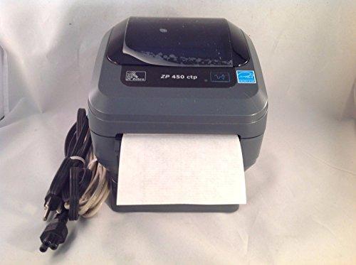 zebra 450 thermal printer - 5