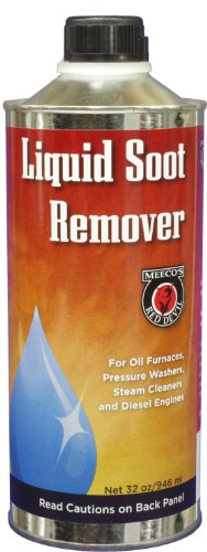 MEECO'S RED DEVIL 19 Liquid Soot Remover (Oil Burning Furnace compare prices)