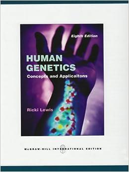 Book Human Genetics