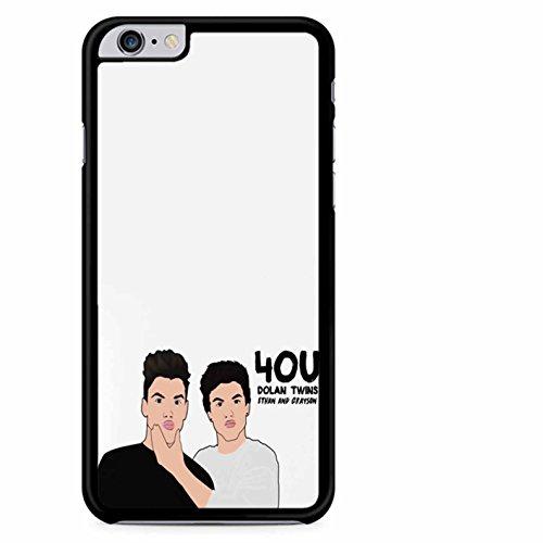 Coque,Dolan Twins Grayson And Ethan Dolan Fan Art Case Coque iphone 5 & 5s,Cas De Téléphone
