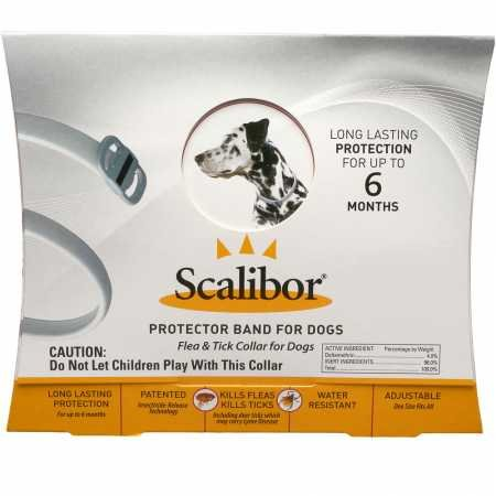 Scalibor Collar Protector Band for Dogs
