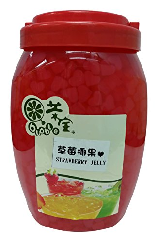 Qbubble Strawberry Jelly, 6.6 Pound ()