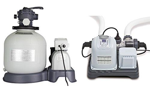Intex Krystal Filter Saltwater Chlorinator product image