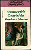 Counterfeit Courtship, Prudence Martin, 0440113148