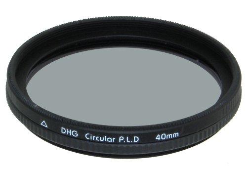 MARUMI DHG CP 40mm DHG40CIR/S Circular polarising Camera Filter 40 mm-Filters for Cameras (4 cm, Circular polarising Camera Filter, Pack of 1)