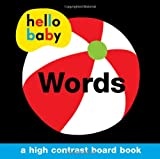 Best Abc Baby Learning Books - Hello Baby: Words: A High-Contrast Board Book Review
