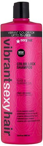 SEXYHAIR Vibrant Color Lock Shampoo, 33.8 fl. oz.