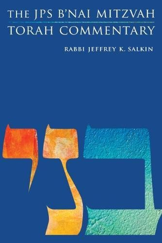 The JPS B'nai Mitzvah Torah Commentary (JPS Study Bible)