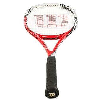 WILSON The Six One 95 BLX Tennis Racquet, 3 8