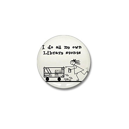 - CafePress Library Chick 1