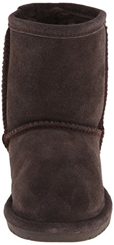 Pictures of BEARPAW Emma 608T Shearling Boot (Toddler) black 6