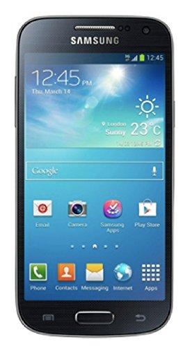 Samsung Galaxy S4 Mini I257 16GB Unlocked GSM 4G LTE Android Smartphone w/ 8MP Camera - Black Mist (Samsung Galaxy Mini 4 Unlocked)