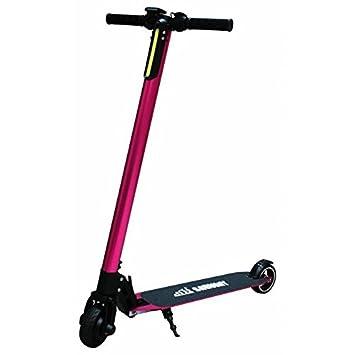 SABWAY Bolsillo Rosa Scooter eléctrico: Amazon.es: Deportes ...