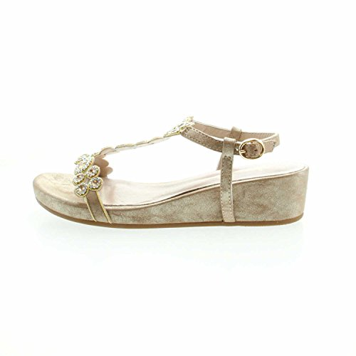 Alma en Pena Women's Fashion Sandals Bronze xHhgl9P