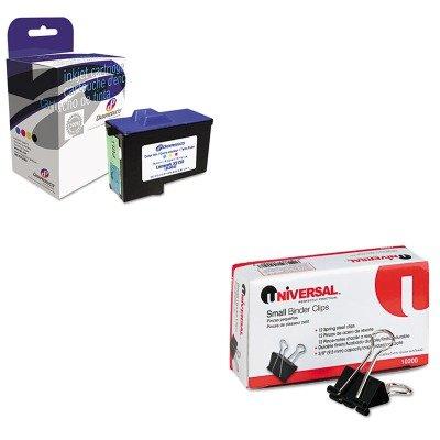 Dpcd7y745c Compatible Ink (KITDPSDPCD7Y745CUNV10200 - Value Kit - Dataproducts DPCD7Y745C Compatible Remanufactured Ink (DPSDPCD7Y745C) and Universal Small Binder Clips (UNV10200))