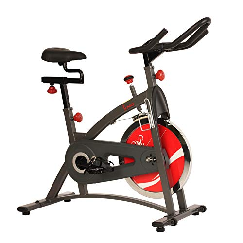 Sunny Health & Fitness Belt Drive Indoor Cycling Bike SF-B1423 by Sunny Health & Fitness (Image #2)