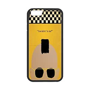 "DIY iPhone6 Plus 5.5"" Case, Taxi Driver quote Customized Phone Case"