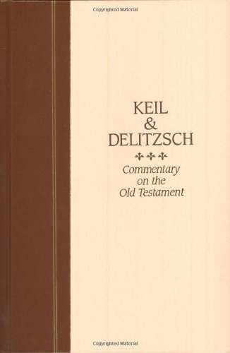 Commentary on the Old Testament by C. F. Keil (2006-04-01) pdf epub