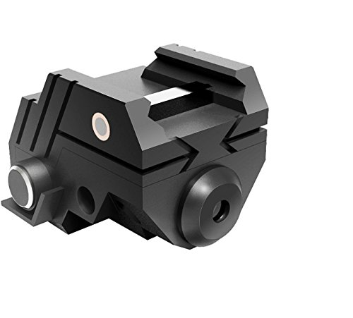 Ade Advanced Optics Universal Rechargeable Green Laser Sight for Sub-Compact Handgun Pistols -