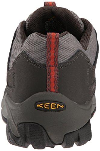 Pictures of KEEN Utility Men's Boulder Low Industrial Shoe 1018654 8
