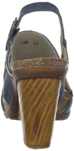 El Natura Kvinners Vereda N788 Kile Sandal Egeo