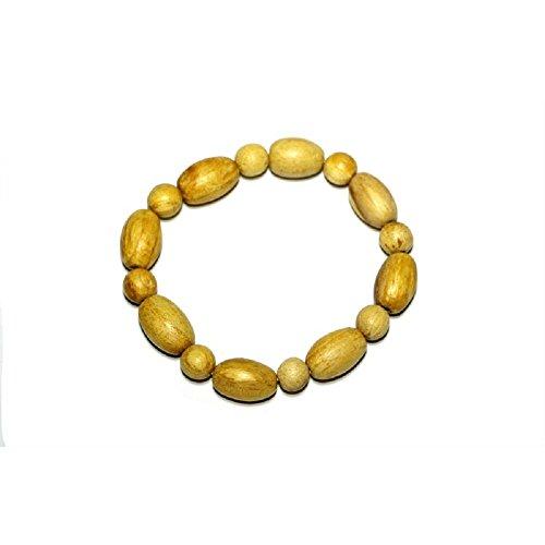 (Aromatic Palo Santo wood beaded bracelet)