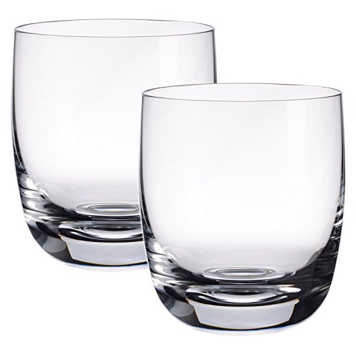Finest Blended Scotch Whiskey (Villeroy & Boch Blended Scotch Whisky Tumbler Set of 2, 3.75 inches)