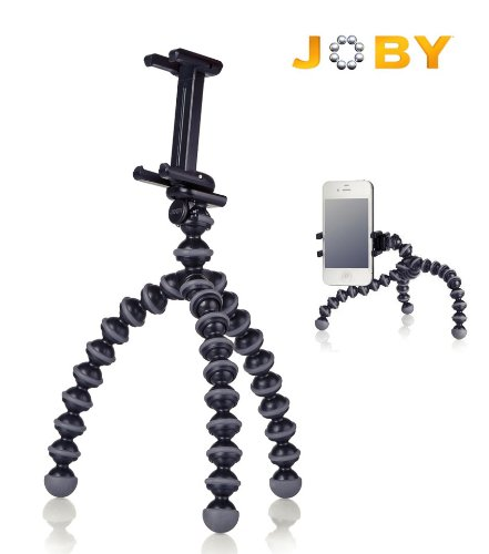 Worlds Best Apple Pie (JOBY GripTight GorillaPod Stand - Flexible Universal Smartphone Stand for Small Smartphones including iPhone 6, iPhone 7 and iPhone 8)