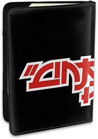 リンキン・パーク Linkin Park パスポートケース メンズ 男女兼用 パスポートカバー パスポート用カバー パスポートバッグ 小型 携帯便利 シンプル ポーチ 5.5インチ高級PUレザー 家族 国内海外旅行用品