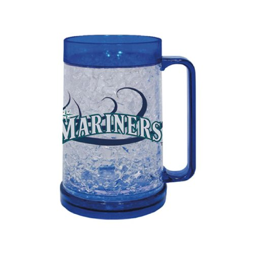 Seattle Mariners Crystal Freezer Mug