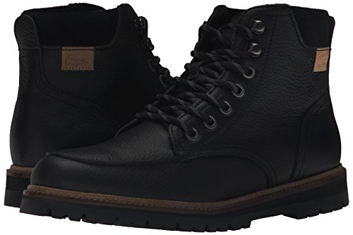 Lacoste Men's Monbard 2 Winter Boot, Black, 13 M US by Lacoste (Image #6)