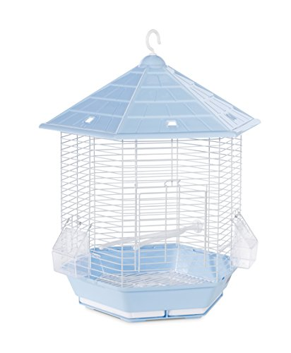 Prevue Pet Products SP31998LIGHTBLUE Copacabana Bird Cage, Light Blue by Prevue Pet Products