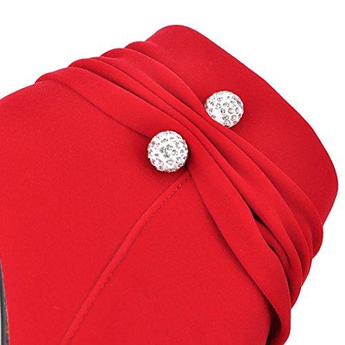 AIYOUMEI Classic Red Women's Boot AIYOUMEI Classic Red Women's Boot rcqgwfr1p