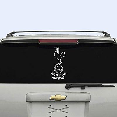"GGPC 6"" Tottenham Hotspur FC Car Window Decal Sticker Football Club"