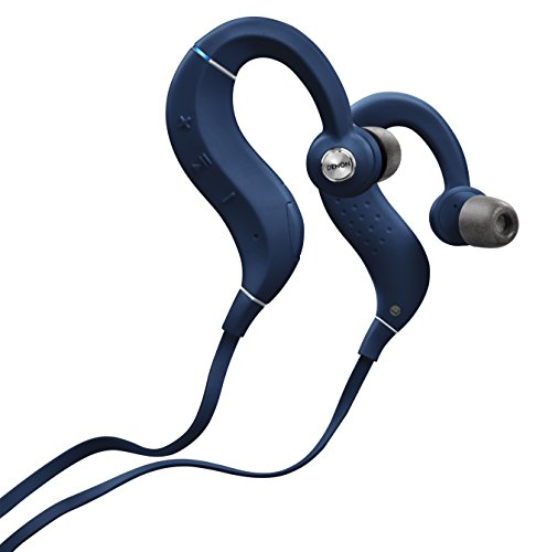 Denon AH-C160 Wireless Sport Headphones (Blue)