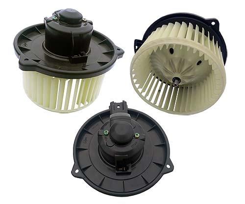 Mototeknika 50141 - Jaguar XK XKR F-TYPE HVAC Blower Motor Heater and A/C