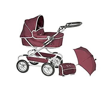 Baby Parasol compatible with Silver Cross Classic Grey