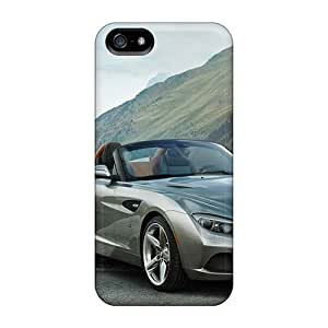 Tpu Atwdfshi5657 Shockproof Scratcheproof Bmw Zagato Roadster Concept 2012 Hard Cases Covers For Iphone 5/5s