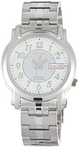 Seiko SNKL89K1 - Reloj , correa de acero inoxidable